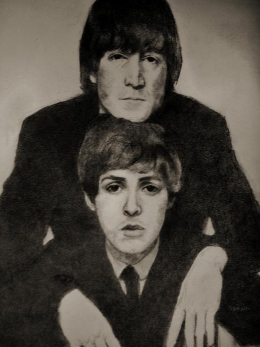 John Lennon by sketch1961